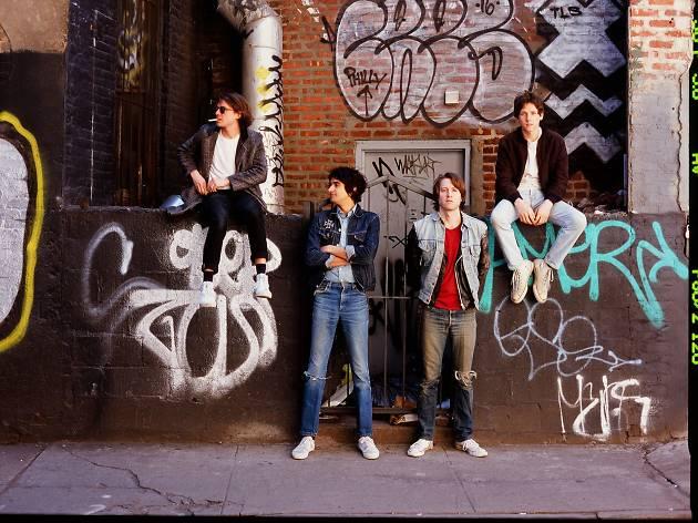 Primavera Club 2016: Boys Forever + Public Access T.V. + Tversky + Seth Bogart + Extrarradio
