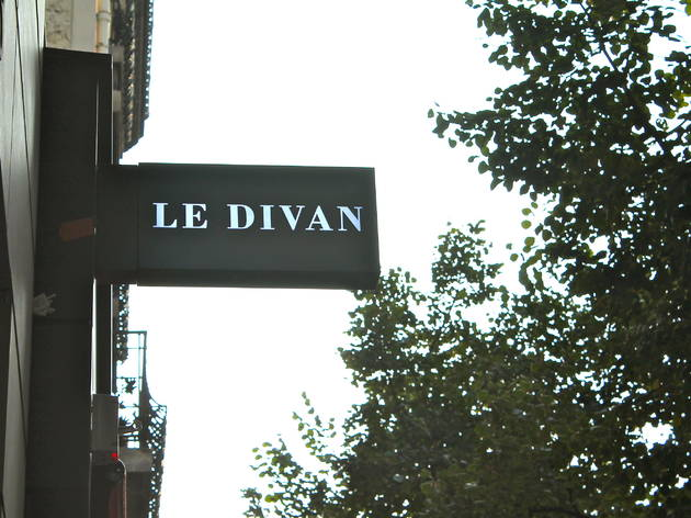 Le Divan (© C.Gaillard)