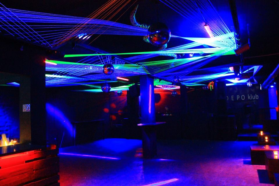 The best clubs in Zagreb