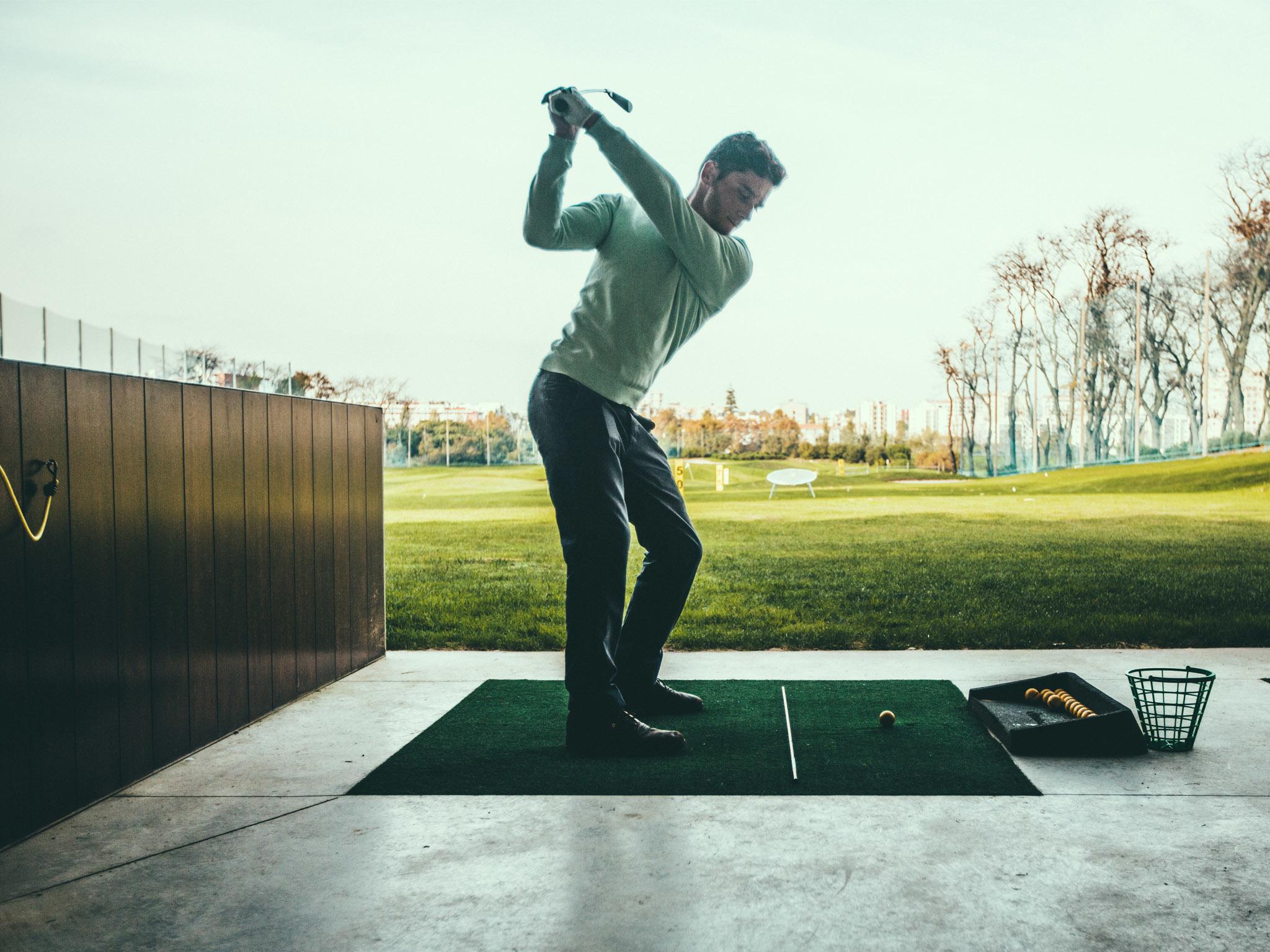 Academia de Golfe Lisboa - Driving Range