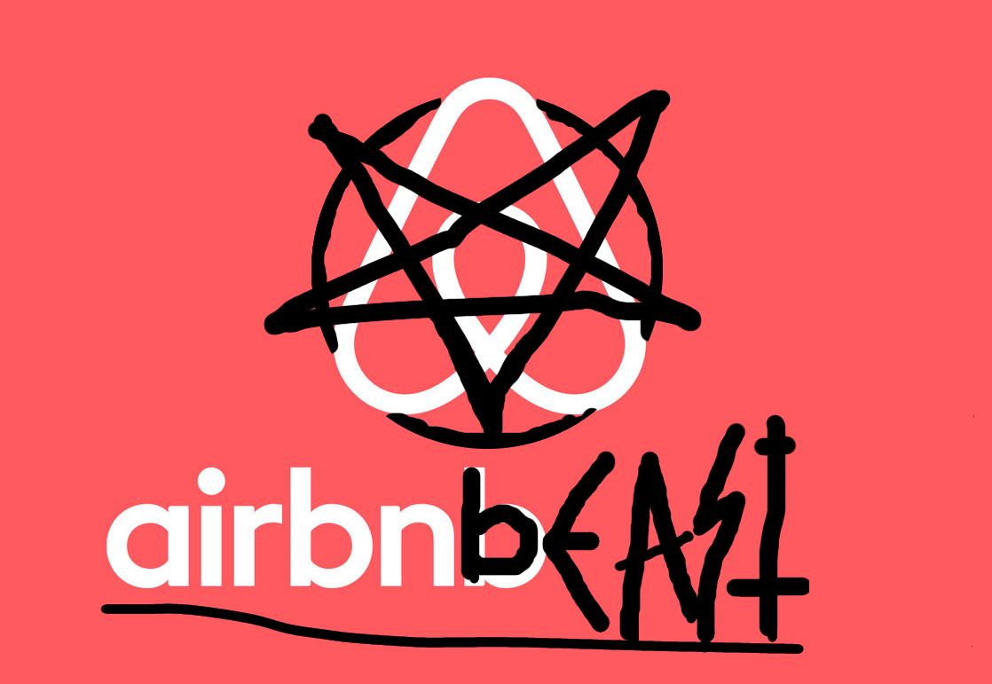 La discoteca fantasma: AIRBNBEAST