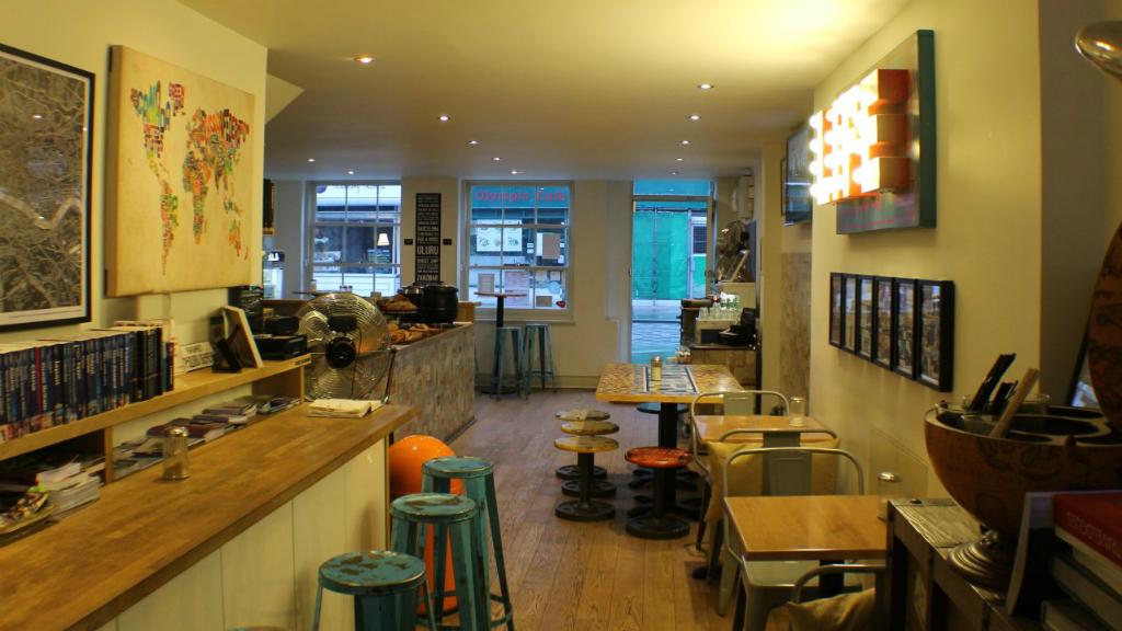 The Four Corners Café