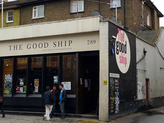 More great nightlife news: The Good Ship has been saved!