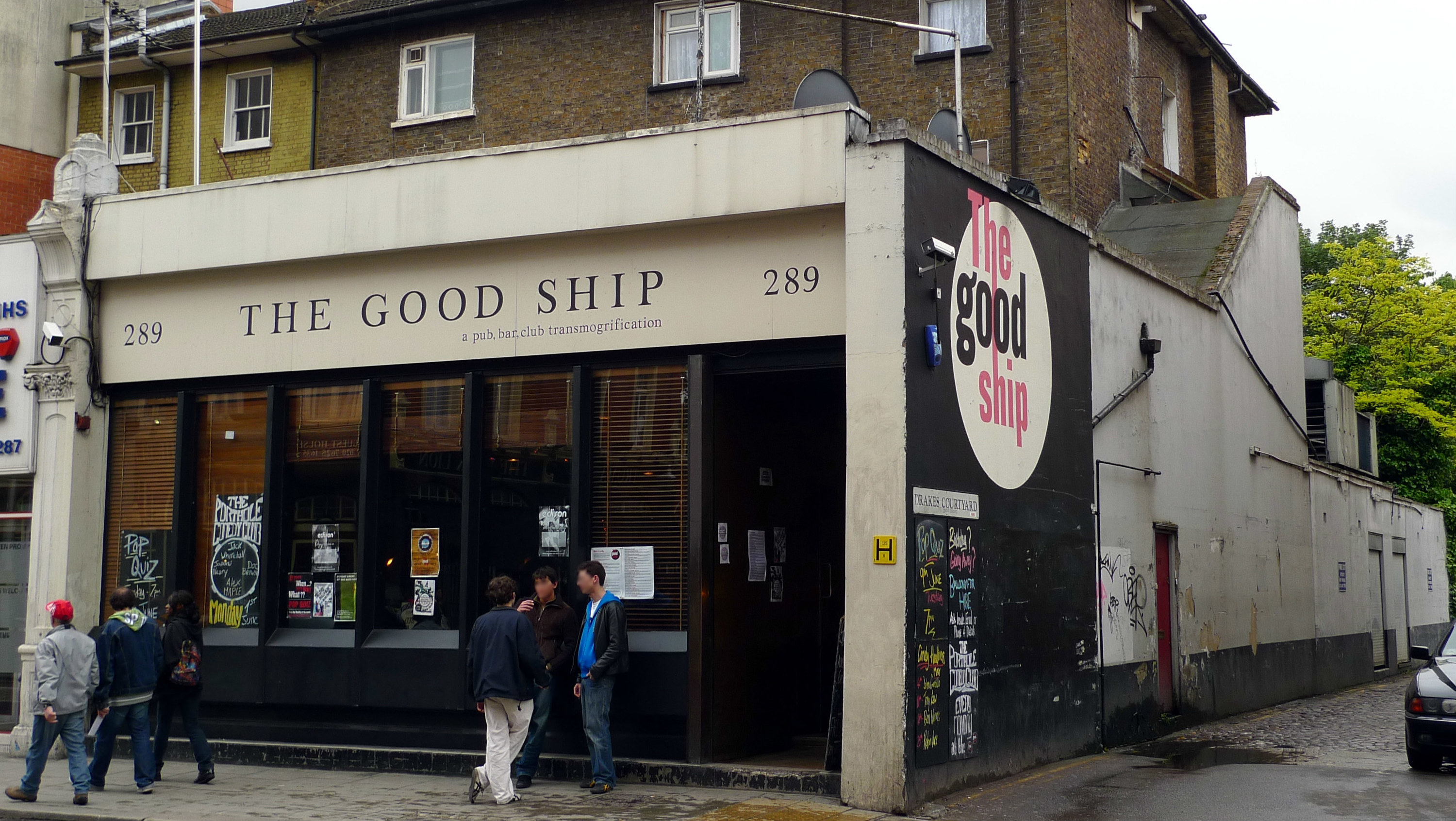 The Good Ship, Kilburn