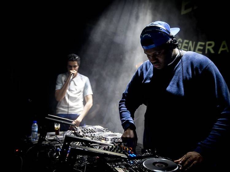 Noite Príncipe - Musicbox