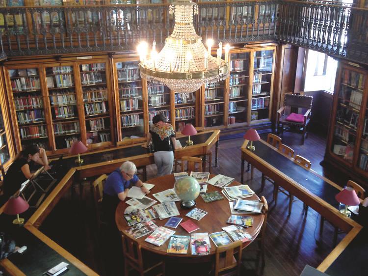Biblioteca Municipal de São Lázaro