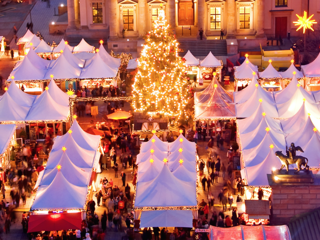 Opening dates for every holiday market in NYC