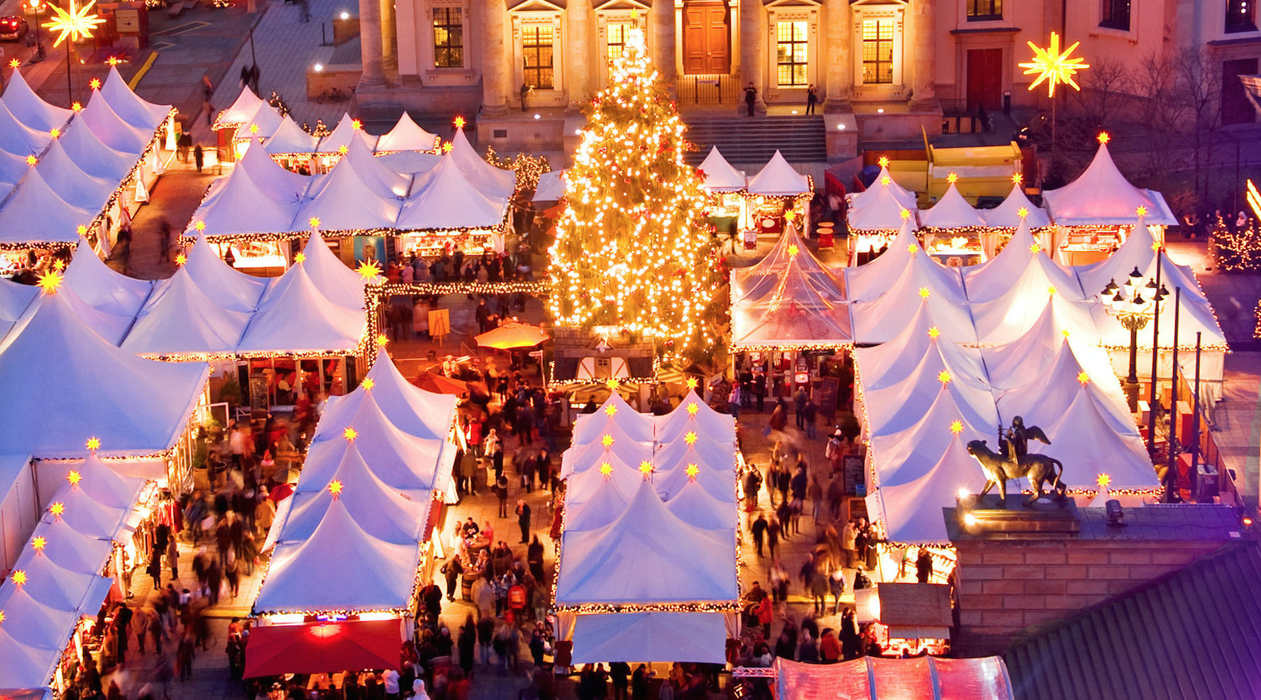 here are the opening dates for every holiday market in new york