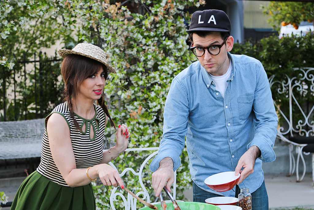 Yom Kippur with Natasha Leggero and Moshe Kasher