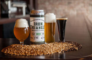 (Photograph: Courtesy Iron Triangle Brewing)