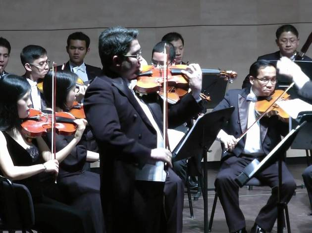 Bangkok Symphony Orchestra – The Sound of Thai Heritage