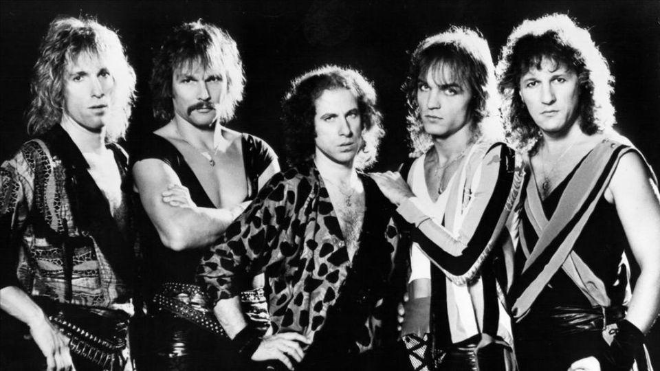 Scorpion 50th Anniversary Tour