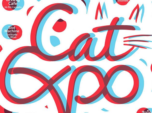 Cat Expo 3D