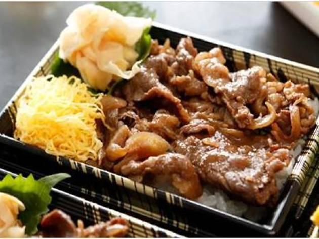 江戸しゃり】   ■松阪牛ちらし寿司  2,000円
