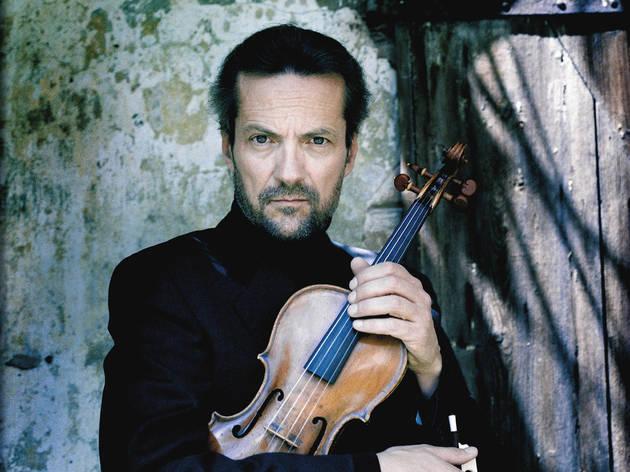 Giuliano Carmignola: arrebatamento e elegância