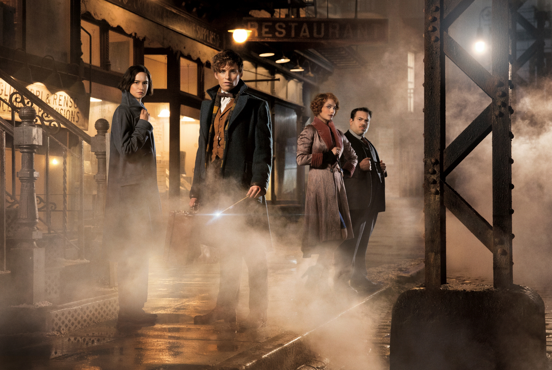 Win a trip for two to NYC to see 'Fantastic Beasts…'