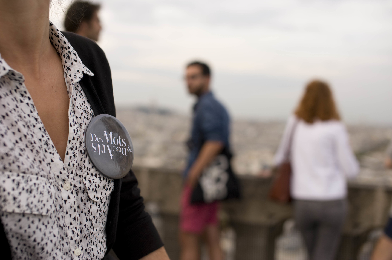 Visiter Paris avec Des Mots et des Arts