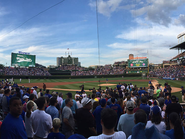 Wrigley Field is hosting another slate of big concerts