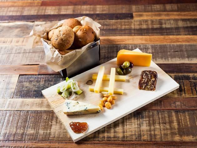 Saint Marc Pub-Cafe, Bakery & Cheese Affinage