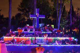 Festival de Noche de Muertos Xochitla