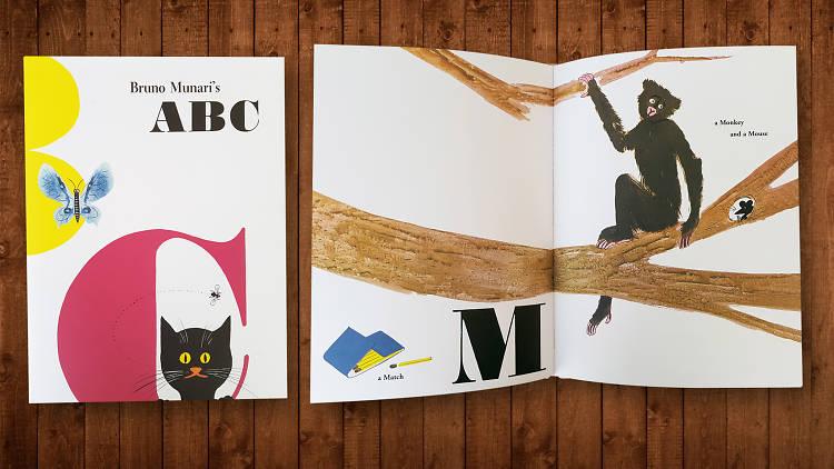 Libro para niños ABC
