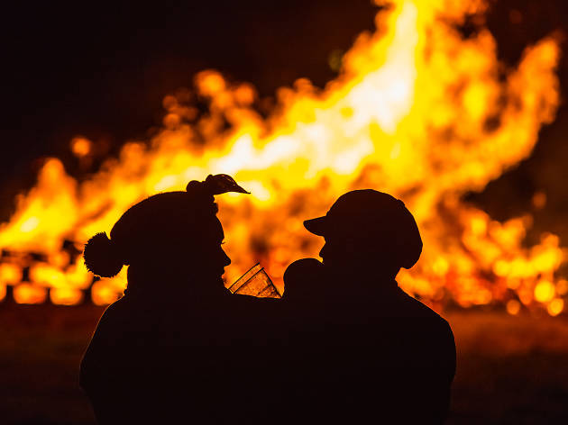 Five places in London where you actually see a bonfire on Bonfire Night