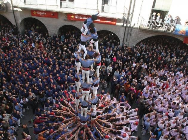 Fires de Girona 2016: Diada Castellera