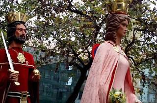 Gegants de Girona