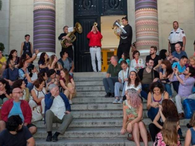 Balkaneros: Festival de Trompetas de Guca