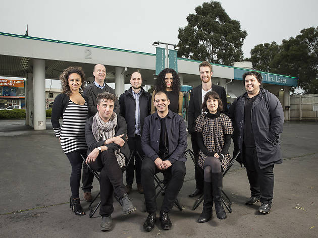 NGV Architecture Commission 2016