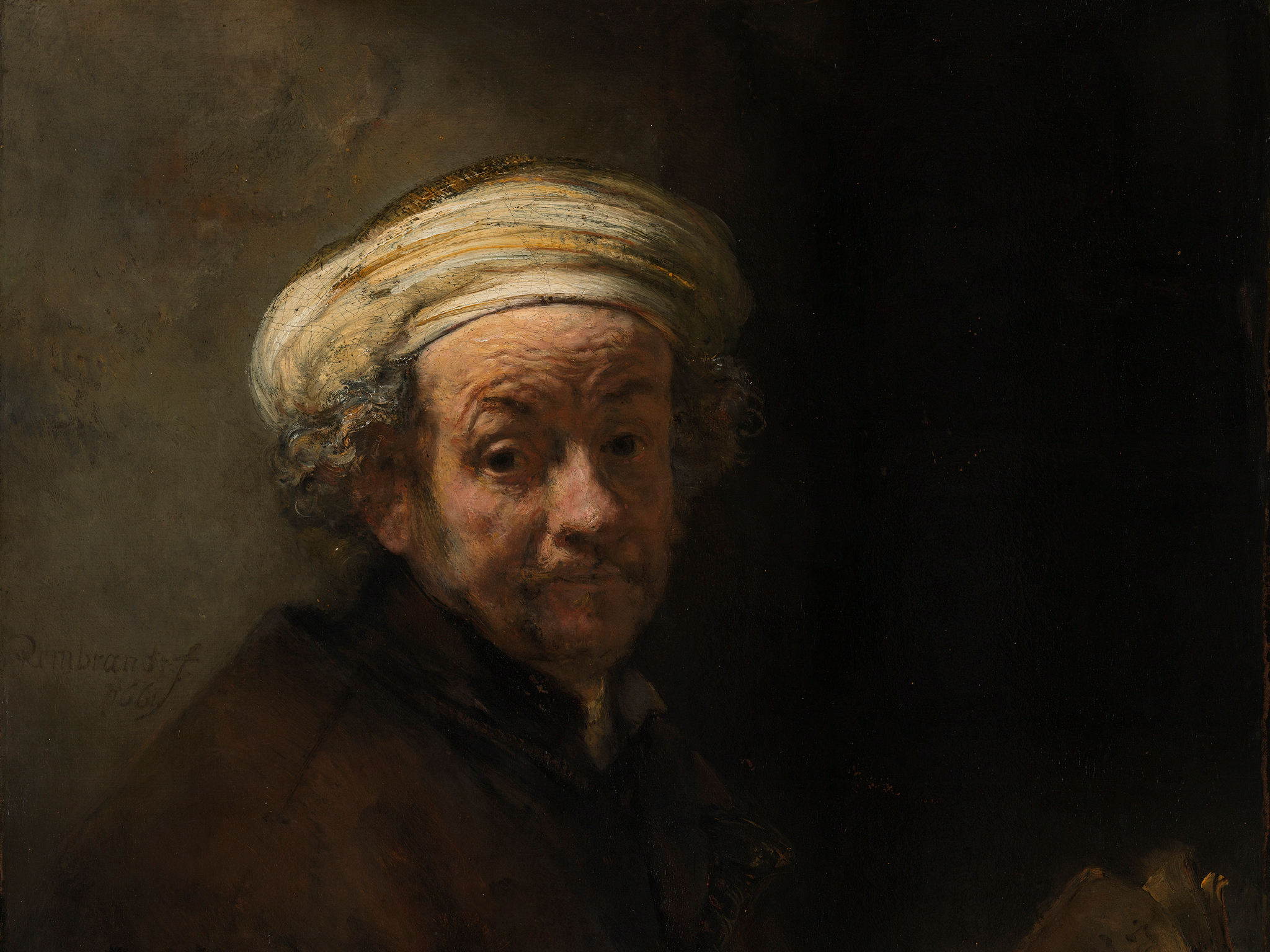 Rembrandt is coming to Sydney in summer