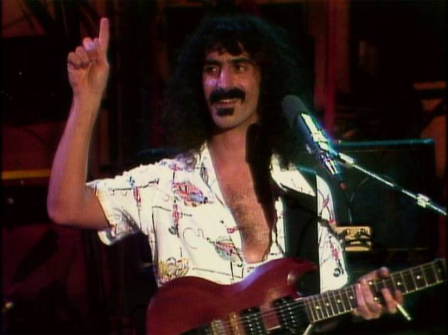 Eat that question. Frank Zappa in his own words