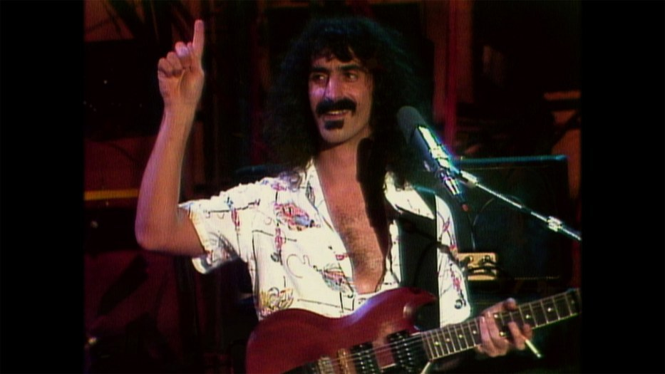 In-Edit Beefeater 2016: Eat that question. Frank Zappa in his own words