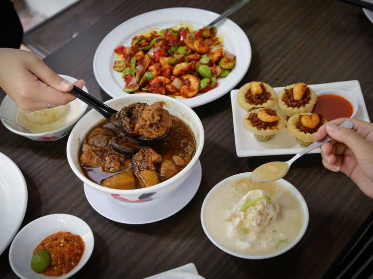 The best Nyonya restaurants in KL