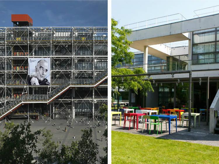 Musée Pompidou/MAC VAL