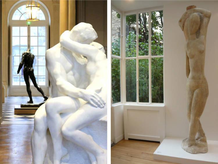 Musée Rodin/Zadkine