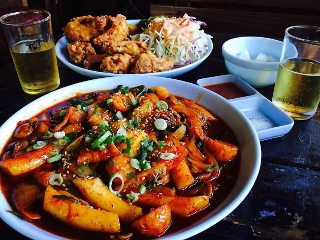 Six Taste's Halloween Food Tour in Koreatown