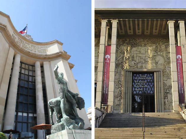 Musee l'Homme/Cité Nationale de l'Histoire de l'Immigration
