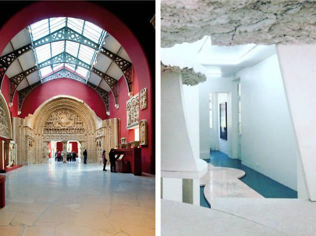 Cité de l'Architecture et du Patrimonie > Solo Galerie