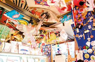Kite Museum in Tokyo