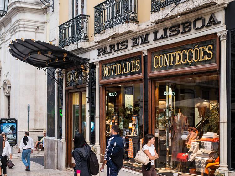 1888 - Paris em Lisboa
