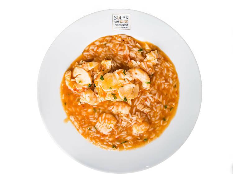 The best seafood restaurants in Lisbon