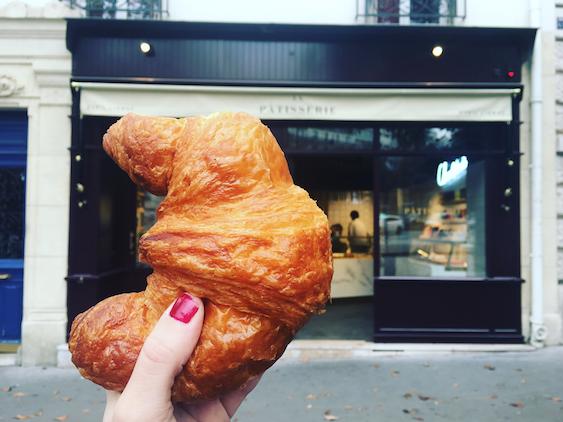 Et le meilleur croissant de Paris est…