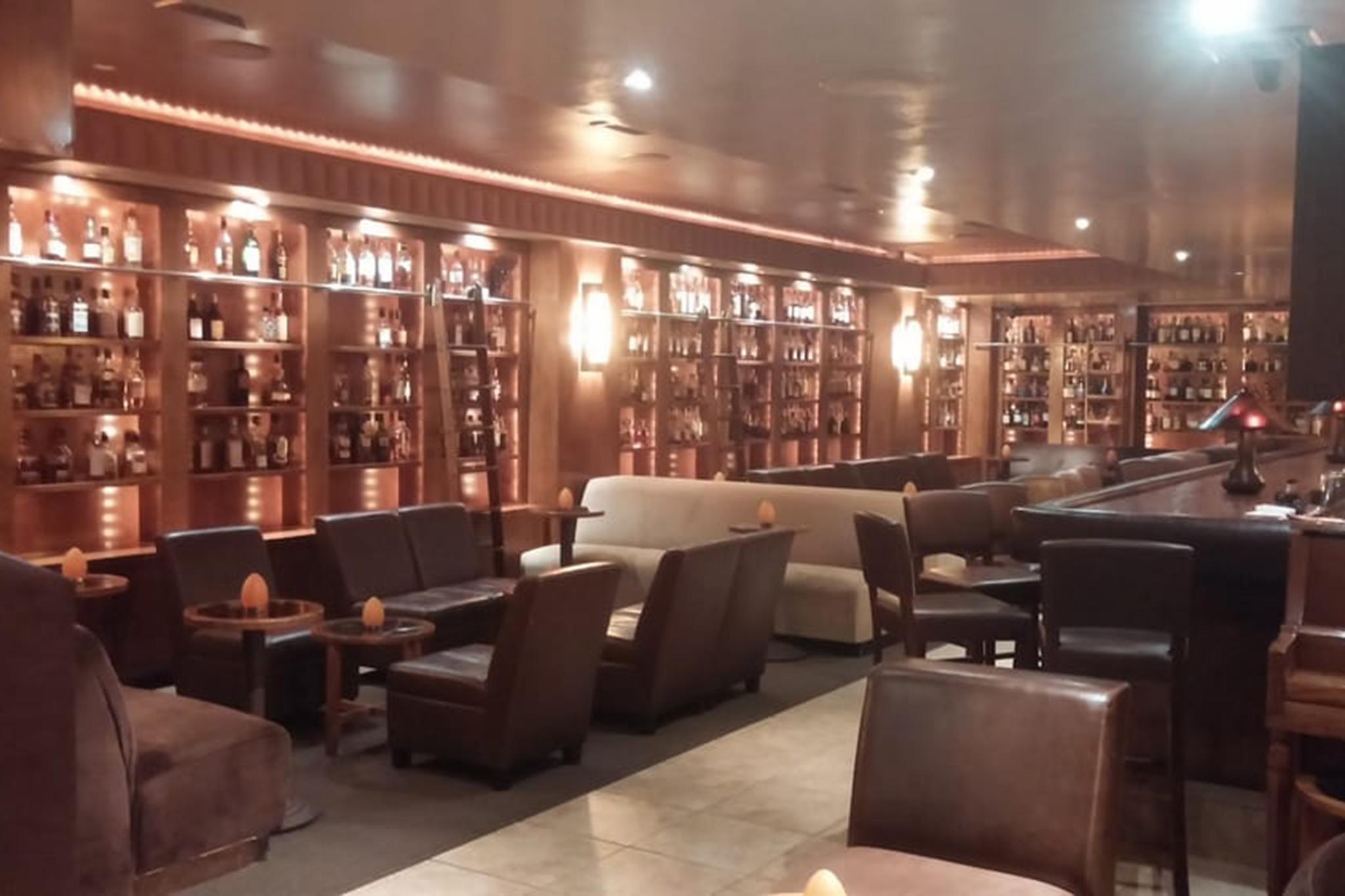 Brandy Library