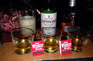 The Whiskey Ward