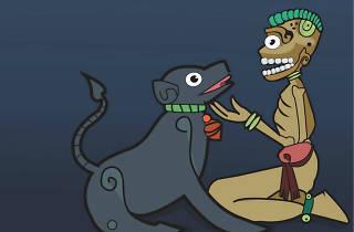 Los dioses y la muerte: Un viaje por el Mictlán