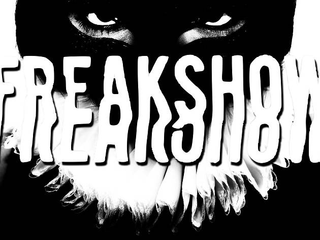 48% off tickets to Freakshow at The Vaults