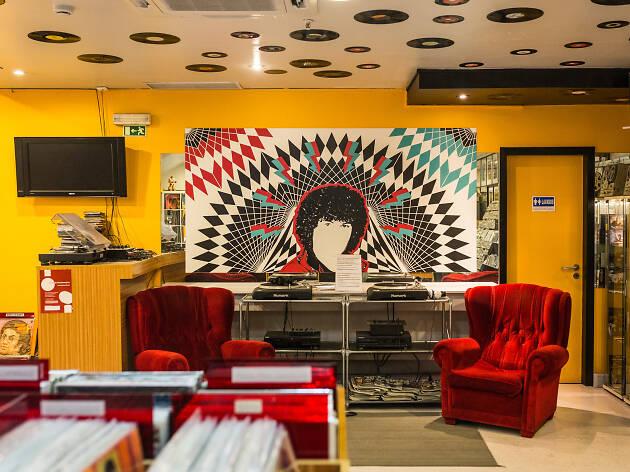 13 lojas para comprar discos em Lisboa