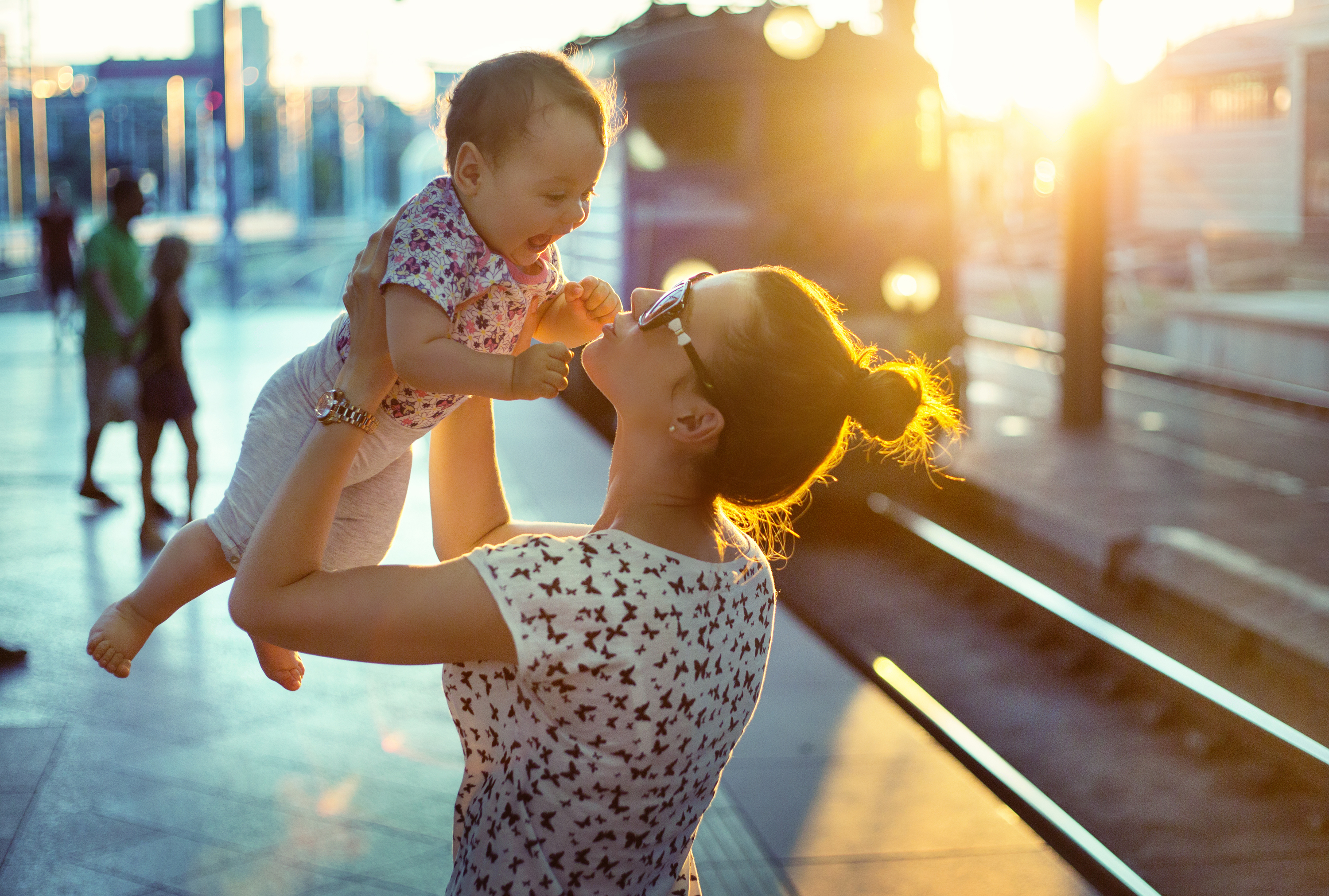 13 ways being a mom (or dad) is different in NYC than anywhere else
