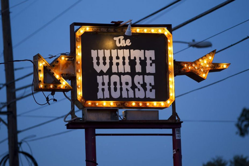 The White Horse Saloon